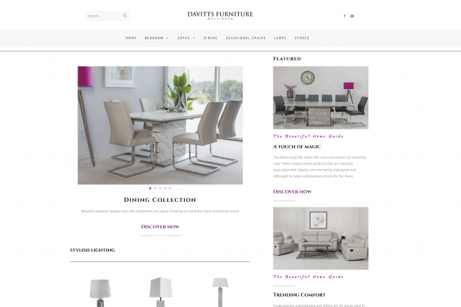 Davitts Furniture