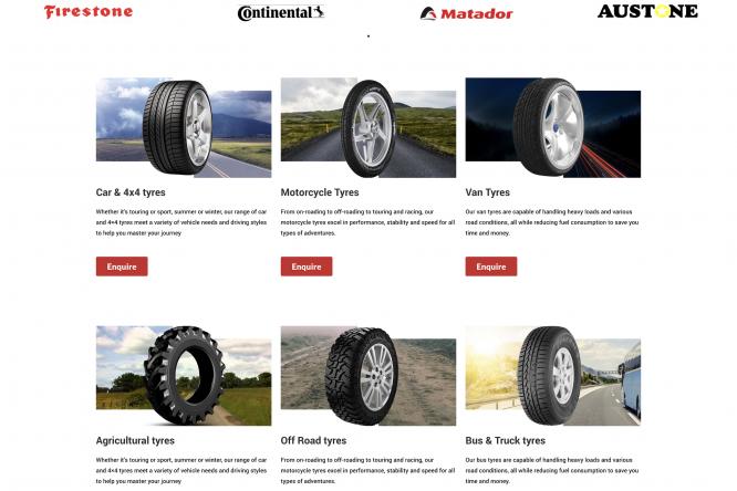 Newbrrook Tyres