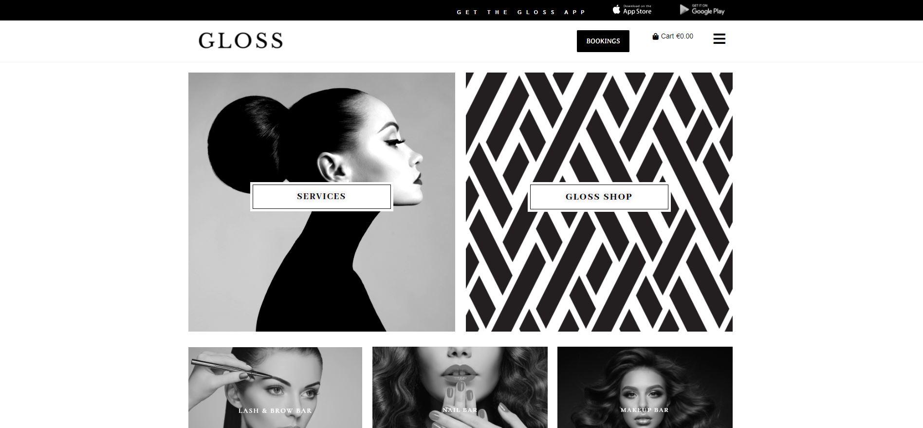 Gloss Beauty Bar