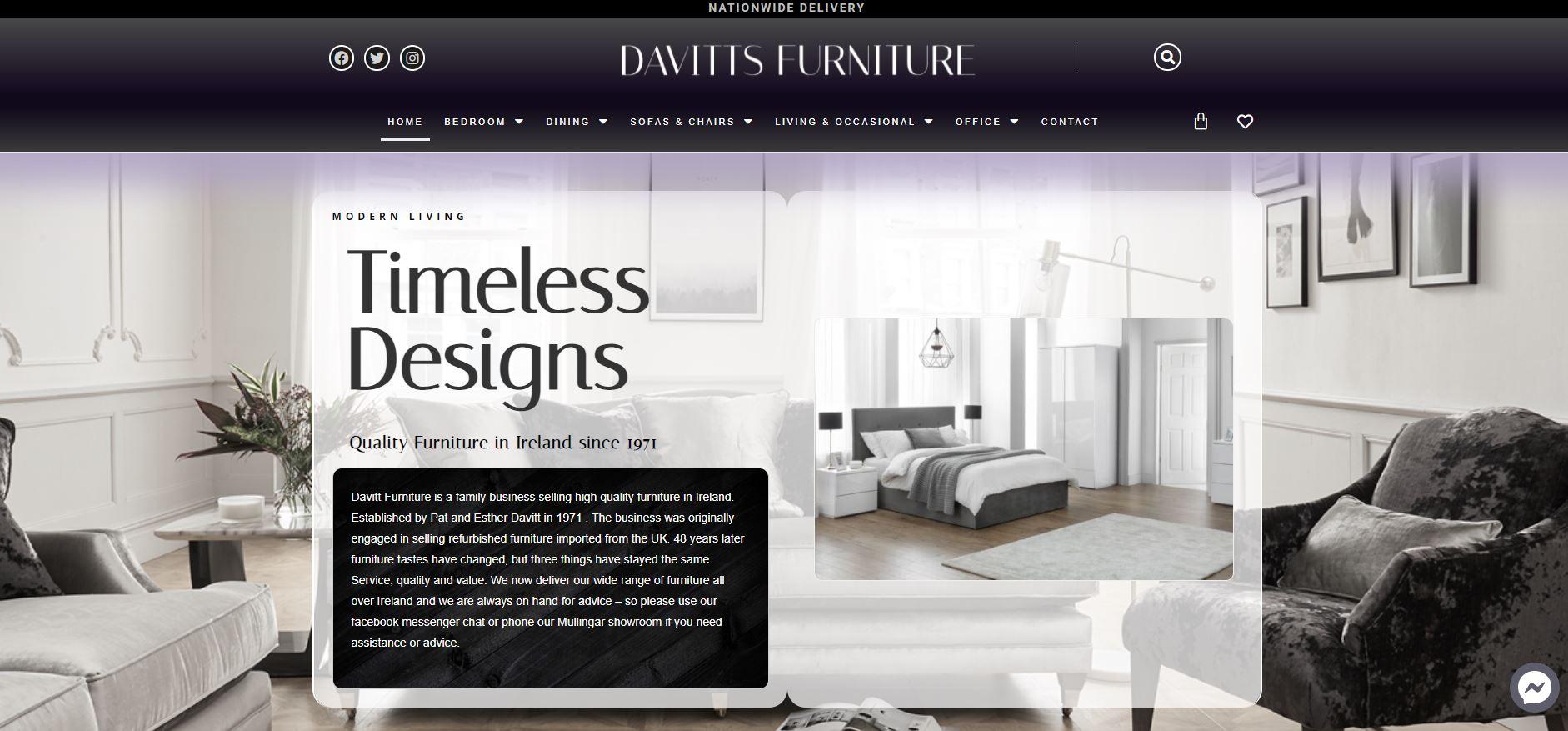 Davitts Furniture