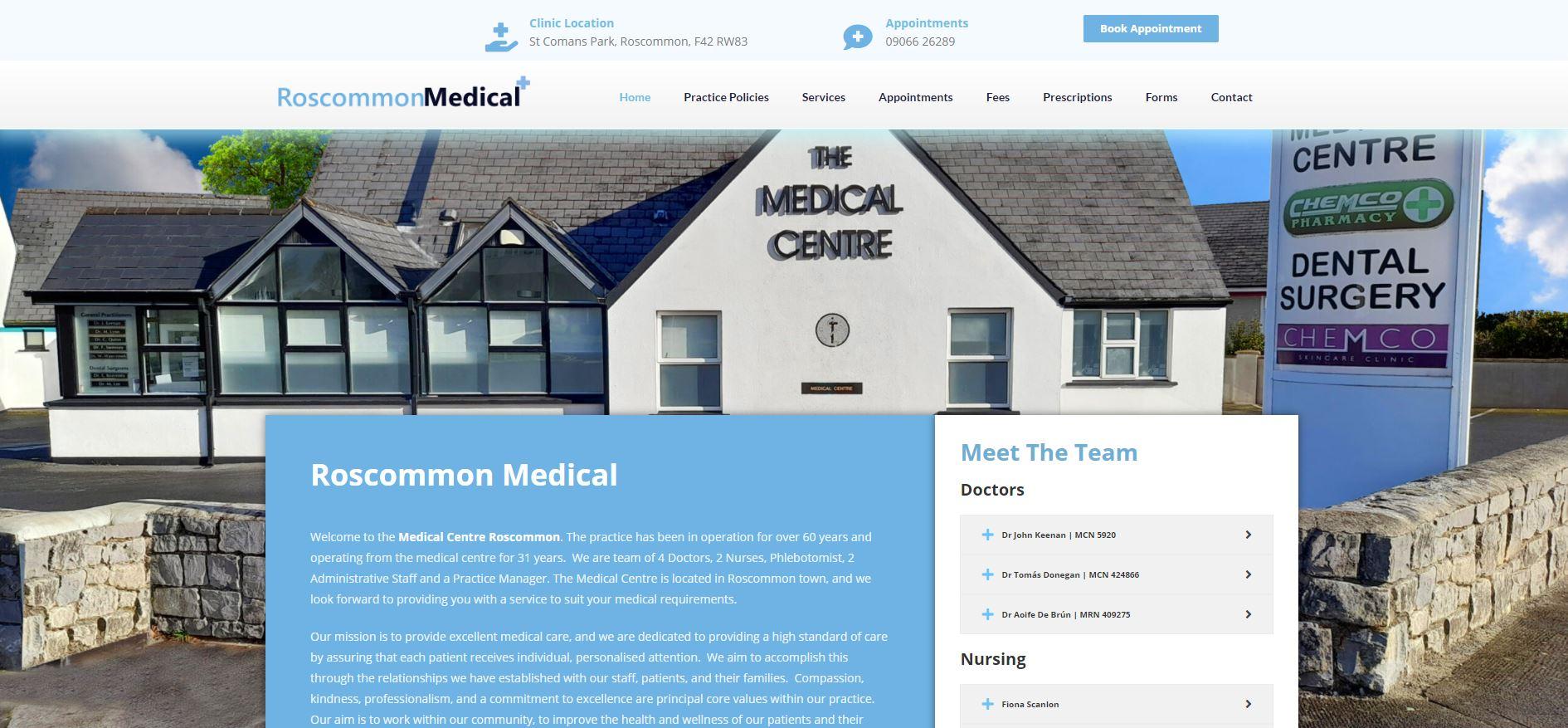Roscommon Medical
