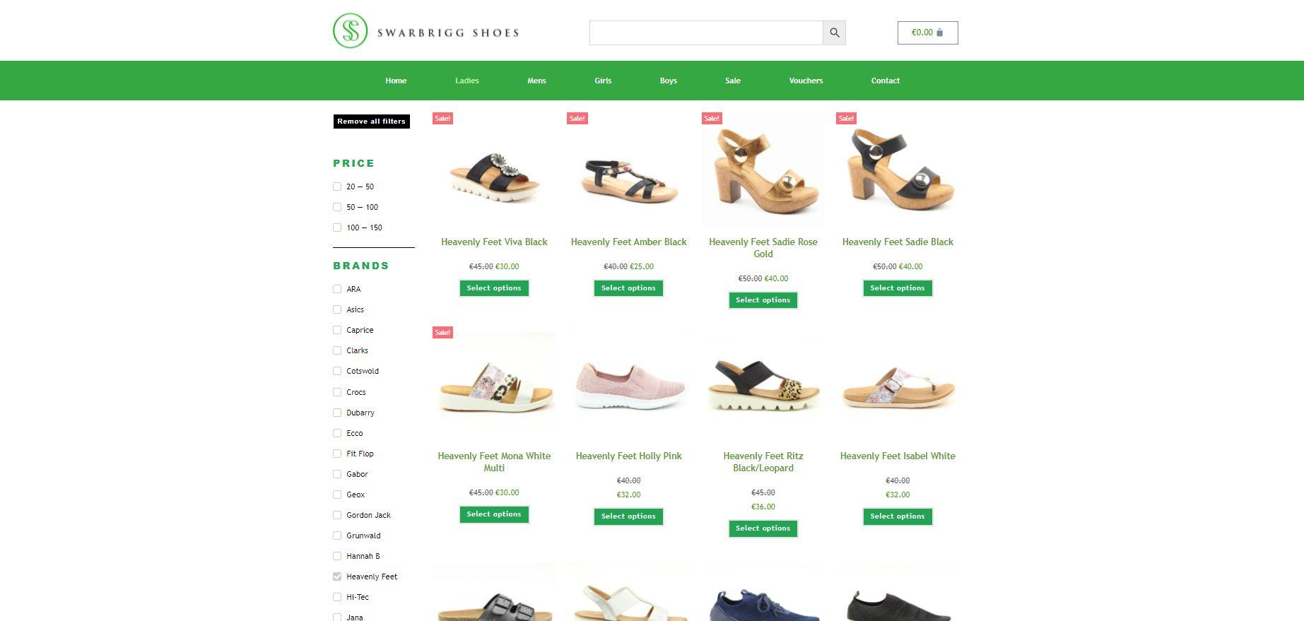 Swarbrigg Shoes
